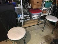 Small table & 2 chairs for Outdoors  Washington, 63090