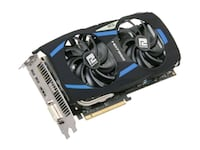 black and blue graphics card Toronto, M5B 1A8