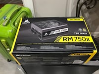 Corsair RMx 750x power supply Mississauga, L5R 2T6