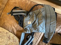 Urgo baby carrier with hood  . It's in nice gently used condition.  Falls Church, 22042