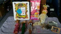 Lot of Vintage Barbies and Accessories  Cape Coral, 33904
