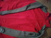 red and gray zip-up jacket Severn, 21144