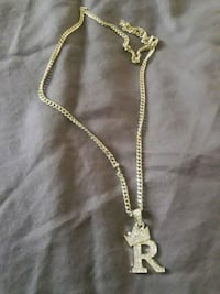 gold chain necklace with cross pendant 540 mi
