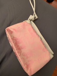 Coach Wristlet - Pink and White - LARGE  Vaughan, L6A 1A1