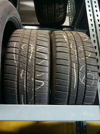 195 45 16 (2tires) Michelin pilot sport as3 $140 Vaughan, L4L 1A6