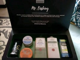 Men hair and body gift set 15