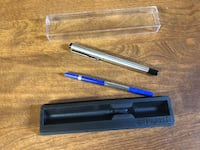 Parker fine-point Pen - VERY High Quality - NEVER USED!!