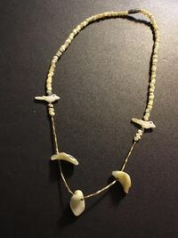 gold-colored chain necklace Washington, 20024