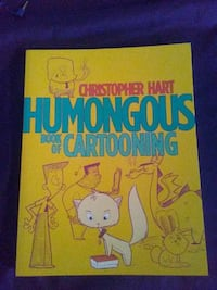 Humongous Book of Cartooning by Christopher Hart Independence, 64055