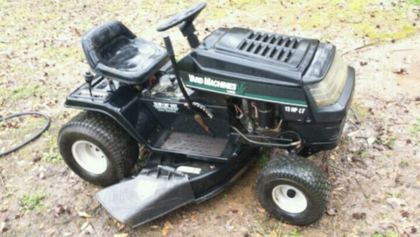 Riding mower texts for price