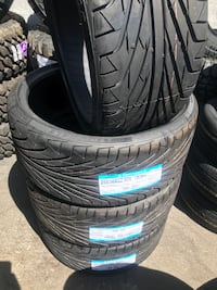 255   30 R22 SET OF NEW TIRES ON SALE  Lafayette, 94549