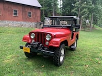 Jeep - CJ - 1971 Mc Lean