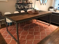 Solid Wood Dining Room Table Toronto, M6G