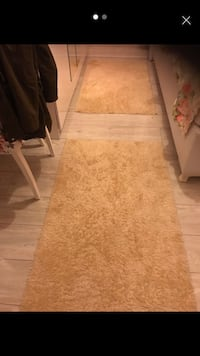 brown and white area rug Londra, N17 0AR