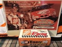 two black and red RC car boxes Fort Walton Beach, 32548