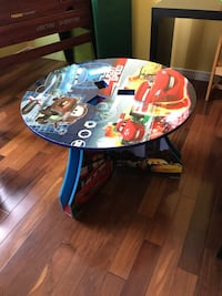 Car table $20