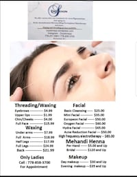Beauty services Richmond