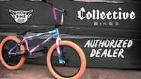 Collective Bikes ONLY @Sam's BMX Shop.. Mississauga
