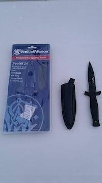 Smith & Wesson H.R.T. Knife. Anthony, 88021