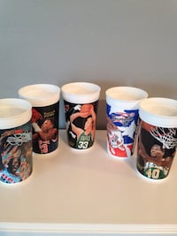 Collectible McDonald's basketball cups all for $30 Nicholasville, 40356