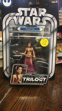 Star Wars Trilogy action figure with pack Frederick, 21704