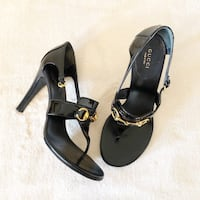 Gucci Patent leather sandals  Toronto, M9A 4Y6
