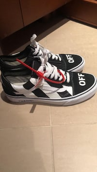 OFF WHITE Vans Beykoz, 34800