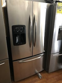 Maytag refrigerator stainless steel french door  Montclair, 91763