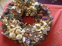 Three Beautiful dried flower decor Middletown, 21769