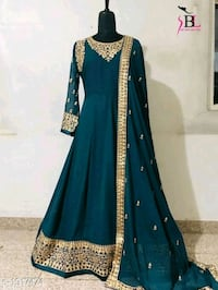 Attractive georgette suits dress material Pune