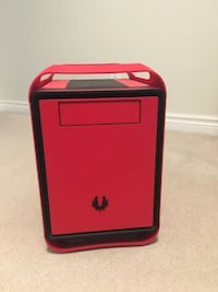 BitFenix Prodigy Red Computer Case Niagara-on-the-Lake, L0S 1J0