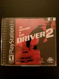 Driver 2 for PS1