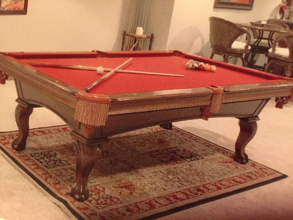 Used Olhausen Th Anniversary Pool Table For Sale In Boerne Letgo - Olhausen 30th anniversary pool table price