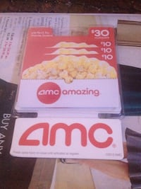Amc amazing gift card Scranton, 18504