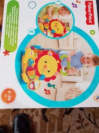 Fisher-Price learning walker box Kista, 164 79