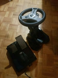 Ps2 steering wheel $20 obo Burlington, L7P 2V9