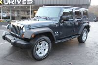 2008 Jeep Wrangler Unlimited 4x4 Hard Top Text 865-250-8927 Knoxville, 37918