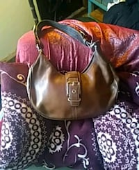 women's brown leather handbag Las Vegas, 89156