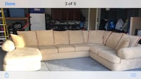 Large sectional couch Las Vegas, 89149