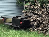 black and brown utility trailer Middletown, 45042