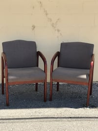 Set of armed chairs, excellent condition. El Paso, 79934