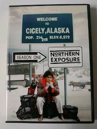 Northern Exposure season 1 dvd Baltimore