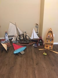 Boat collection Katy, 77494