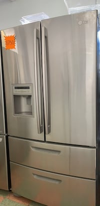 stainless steel french door refrigerator Long Beach, 90813