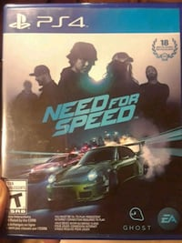 Ps4 Need for Speed Manchester, 03102
