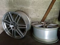 Audi - A4 - 2011 - two rims for sale Toronto