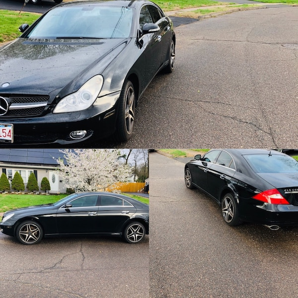 Trade Motorcycle For Car >> Mercedes Cls 2006 Trade Boat Or Motorcycle Car