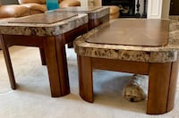 Set tables: Coffee table and 2 end tables Leesburg, 20176