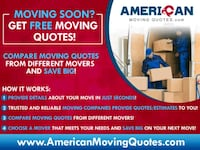 Local moving Baltimore