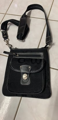 Coach shoulder bag mini